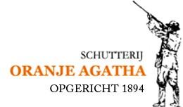 schutterij oranje agatha