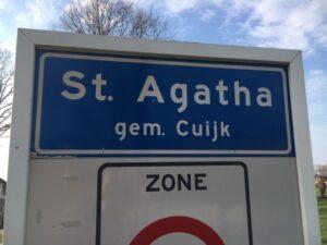 Toekomst Sint Agatha